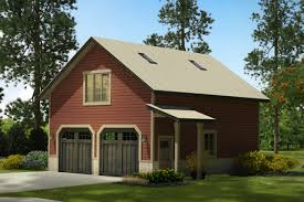 apartment garage plan 20 147 front storey designs bedroom flat for