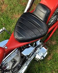 Diy Motorcycle Seat Upholstery Focus Chopper Seats
