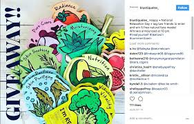 how to do an instagram giveaway thrivehive