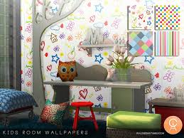 pralinesims u0027 kids room wallpapers
