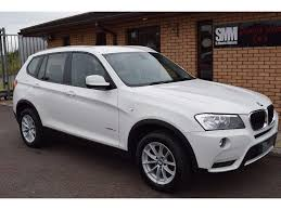 suv bmw used bmw x3 suv 2 0 18d se sdrive 5dr in belfast county antrim