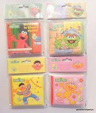 Elmo Bathroom Set Sesame Street Baby Ebay