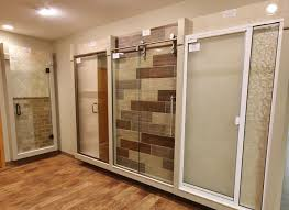 modern glass paint and tile company shower door enclosures