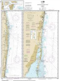 Map Of Palm Coast Florida by Modern Nautical Maps Of Florida 80 000 Scale Nautical Charts