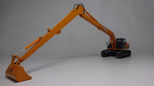 1 50 conrad case cx240b long reach excavator trackhoe tracked
