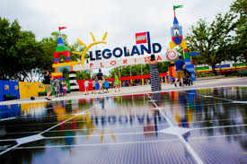 Legoland Map Legoland Florida Becomes First U S Theme Park To Run Completely