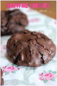 brouillon de cuisine brownie cookies faites les vous allez succomber mes