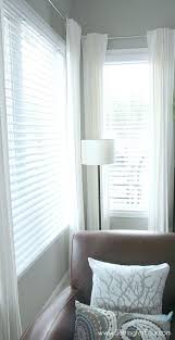 windows without blinds best white blinds ideas on shutter blinds