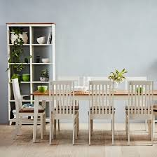 dining table 2250mm white