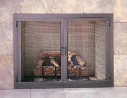how to build fireplace doors latest door u0026 stair design