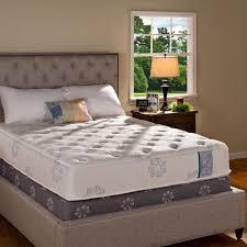 pranasleep lotus pranayama 5 2 plush mattress reviews goodbed com