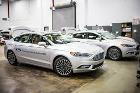 self driving car new ford ceo poised for self driving car leadership news cars com