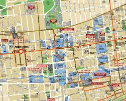 Montreal Metro Map Montreal Map Tourist Attractions Travel Map Vacations