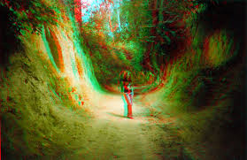 3d Pictured The Gorge 3d Anaglyph By Yellowishhaze On Deviantart
