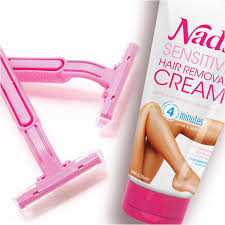 hair removal wars depilatory cream vs shaving