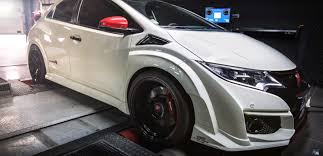 modified honda civic new honda civic type r turbo fk2 tuned version by br performance