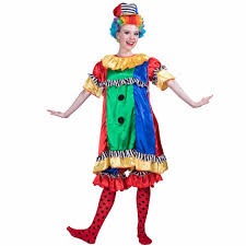 Scary Clown Halloween Costumes Adults Scary Clown Costume Promotion Shop Promotional