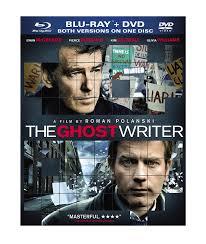 ghostwriter movie amazon com the ghost writer blu ray ewan mcgregor pierce