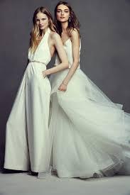 wedding dress jumpsuit mara jumpsuit ivory in bhldn