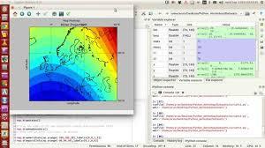 Map Python Scientific Programming Using Python 026 Making Plots On Maps