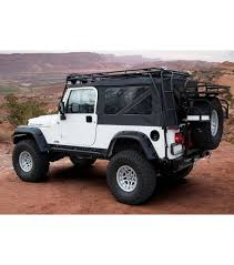 2006 tj jeep wrangler jeep tj ranger rack multi light setup gobi racks