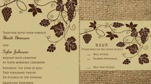 vineyard wedding invitations 14 best vineyard wedding invitations diy wedding 54836