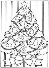 52 christmas coloring pages images drawings
