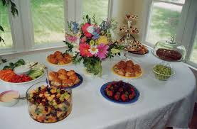 baby shower food ideas for boy decorating of party