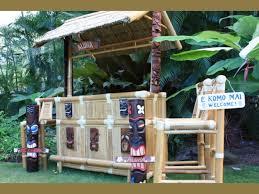 Backyard Tiki Bar Ideas Islander Outdoor Tiki Bar Outdoor Bar Ideas