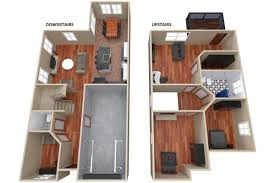 House Models And Plans 100 House Floor Plans 3d 25 One Bedroom House Apartment