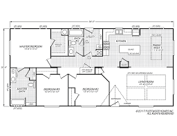 waverly crest 28563l fleetwood homes view larger floor plan