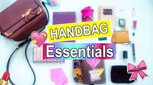 10 Must Carry On Essentials by Whats In My Bag 10 Must Essentials That I Carry