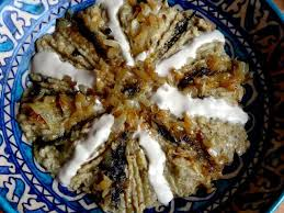 recette cuisine iranienne recettes d et aubergines