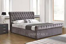 4ft6 double size beds with mattresses ebay