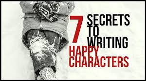 7 secrets to writing happy characters without boring your audience
