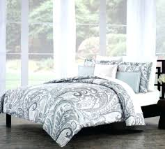 Nicole Miller Duvet Duvet Covers Grey And White Patterned Duvet Covers Grey Pattern
