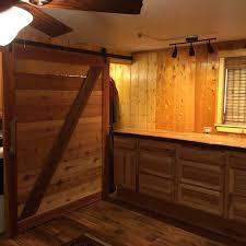 Cedar Barn Door Cedar Stump Shop