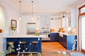 blue base kitchen cabinets 20 trendy blue kitchen sets in interior design home