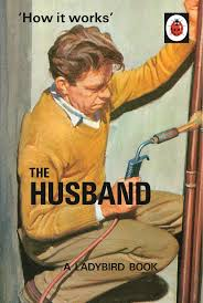 how it works the husband ladybirds for grown ups jason hazeley