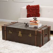 ideas for antique trunks