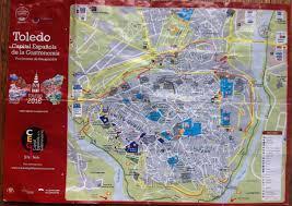 Toledo Map 40 Quid For A Squid Breaking Free