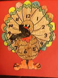 7 best turkey clock images on turkey clocks and