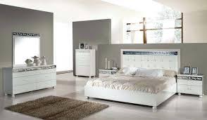Gloss White Bedroom Furniture Black And White Bedroom Furniture Caspian Oak High Gloss Setup Uk