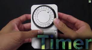 outdoor light timer instructions how to use a mechanical timer for hydroponics setup tutorial