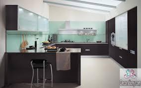 shaped kitchen designs ideas shaped modern kitchen