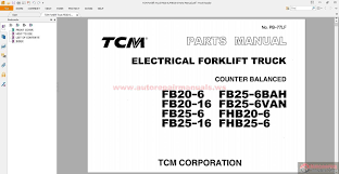tcm forklift wiring diagram for iphone to rca wiring diagram