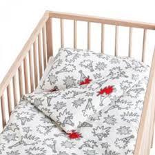 ikea tassa igelkott crib hedgehog duvet cover pillowcase set