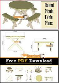 Picnic Table Plans Free Octagon by Picnic Table Free Octagon Walk In Picnic Table Plans Free Octagon