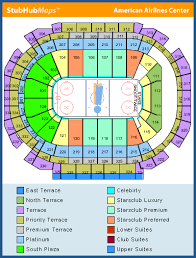 American Airlines Floor Plan American Airlines Center Calendar U0026 Information Latest Cbs Local