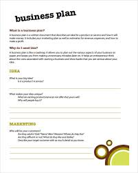 simple business plan templates expin franklinfire co